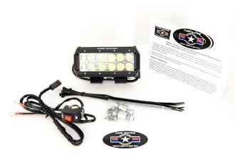 6″ KTM OEM Light Bar Package