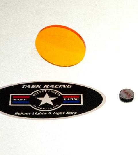 Helmet Light Lens
