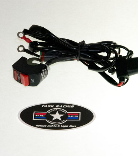 Hardwire Wire Harness For On-Board E-Start Battery System