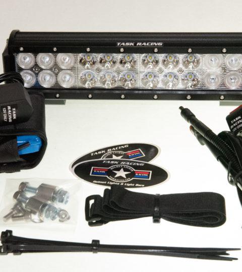 12″ Rechargeable Battery Light Bar Pkg.