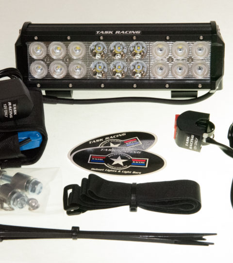 10″ Rechargeable Light Bar Package