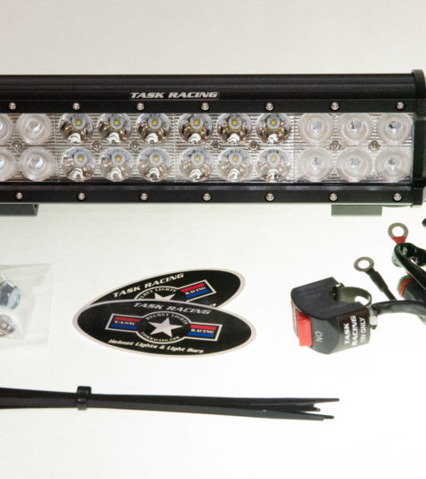 12″ Hardwire Light Bar Package