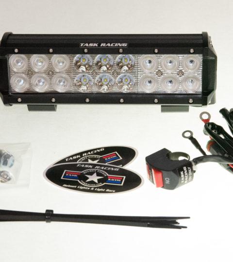 10″ Hardwire Light Bar Package