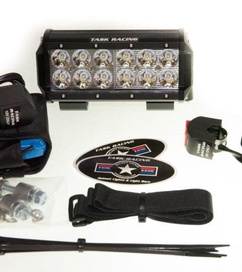6″ Rechargeable Battery Light Bar Pkg.