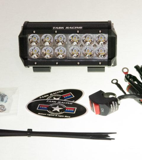 6″ Hardwire Light Bar Package
