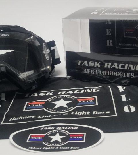AER-FLO Goggles- Clear Lens Edition