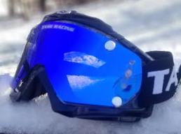AER-FLO LENS Replacement – IRIDIUM BLUE