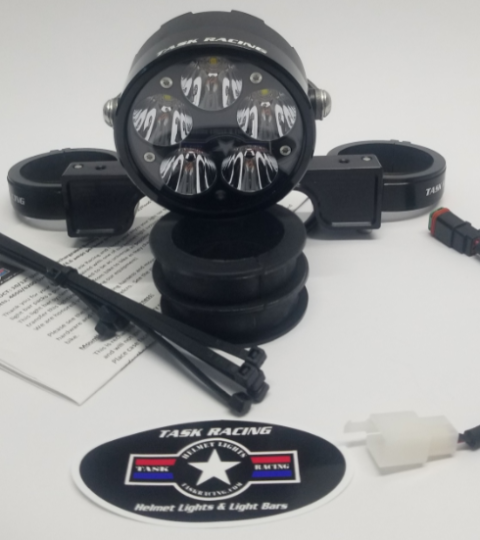 RA 2.0 Single KTM OEM Headlight Bucket Package