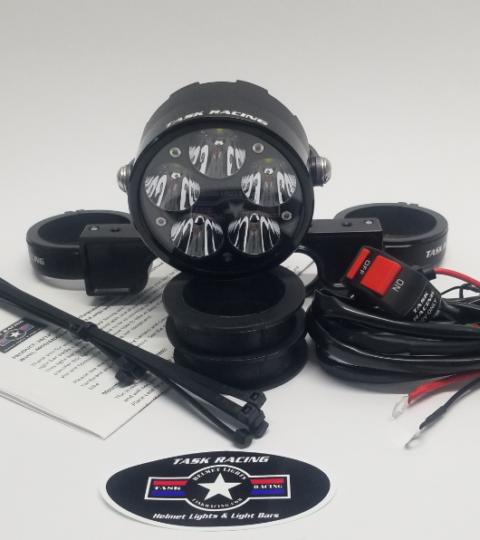 RA 2.0 Single HardWired Headlight Bucket Package
